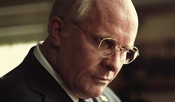 VICE (2018) Movie Trailer: Christian Bale is Dick Cheney During George W. Bush's Administration
